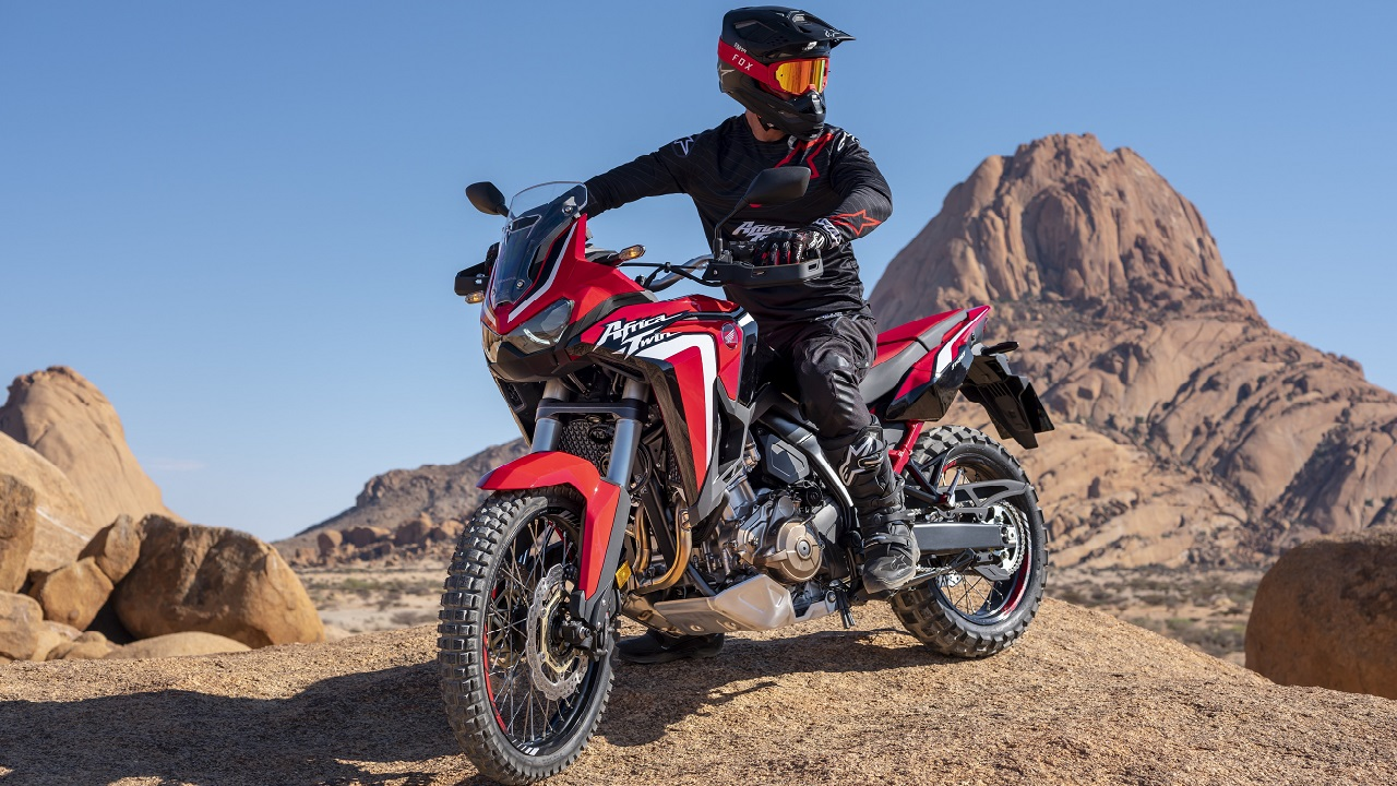 Android Auto è disponibile per la Honda CRF1100L Africa Twin thumbnail