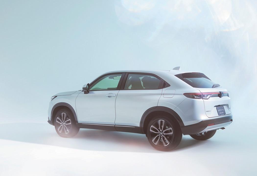 Il profilo di Honda HR-V 2021