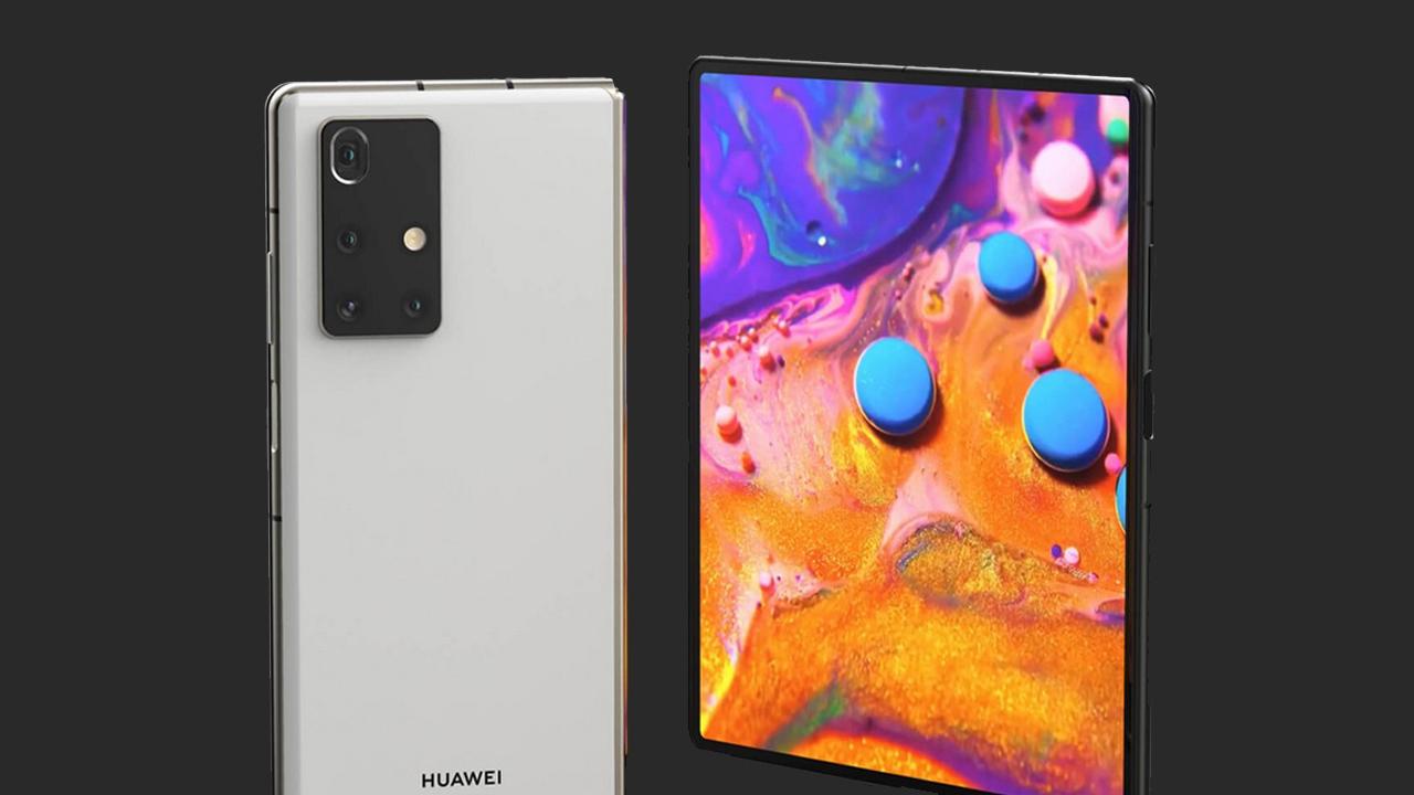 Il nuovo smartphone pieghevole di Huawei è alle porte thumbnail