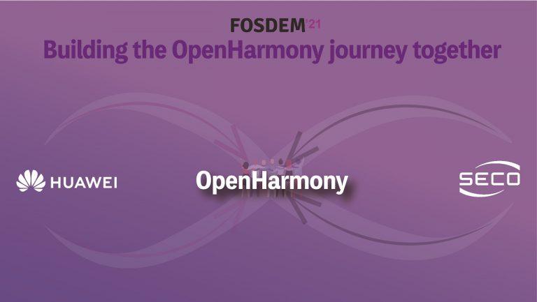 Huawei Seco OpenHarmony
