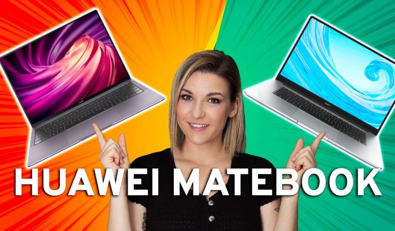 Huawei MateBook X Pro vs MateBook D15: quale scegliere?