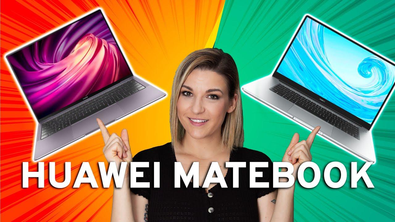 Huawei MateBook X Pro vs MateBook D15: quale scegliere? thumbnail