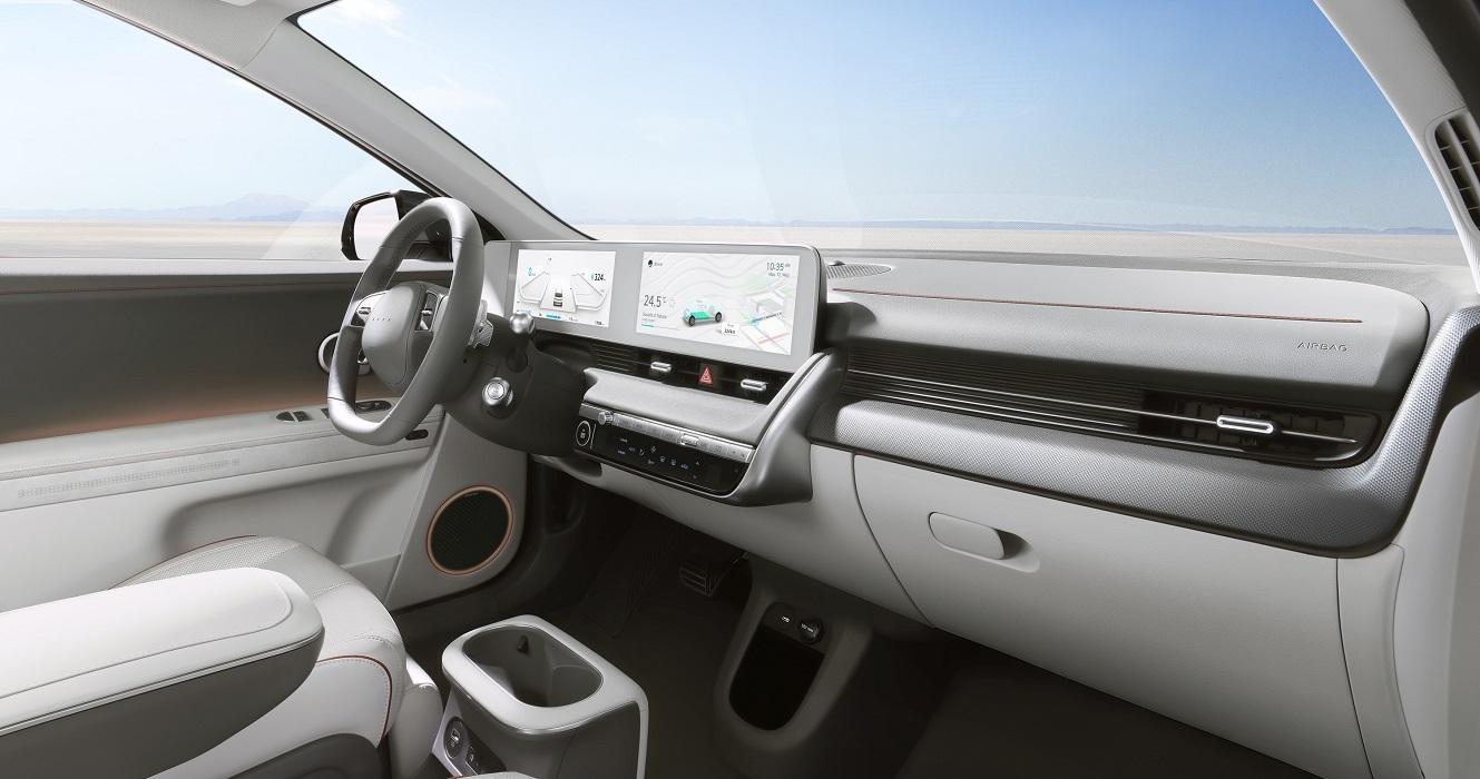 plancia Hyundai Ioniq 5 2021