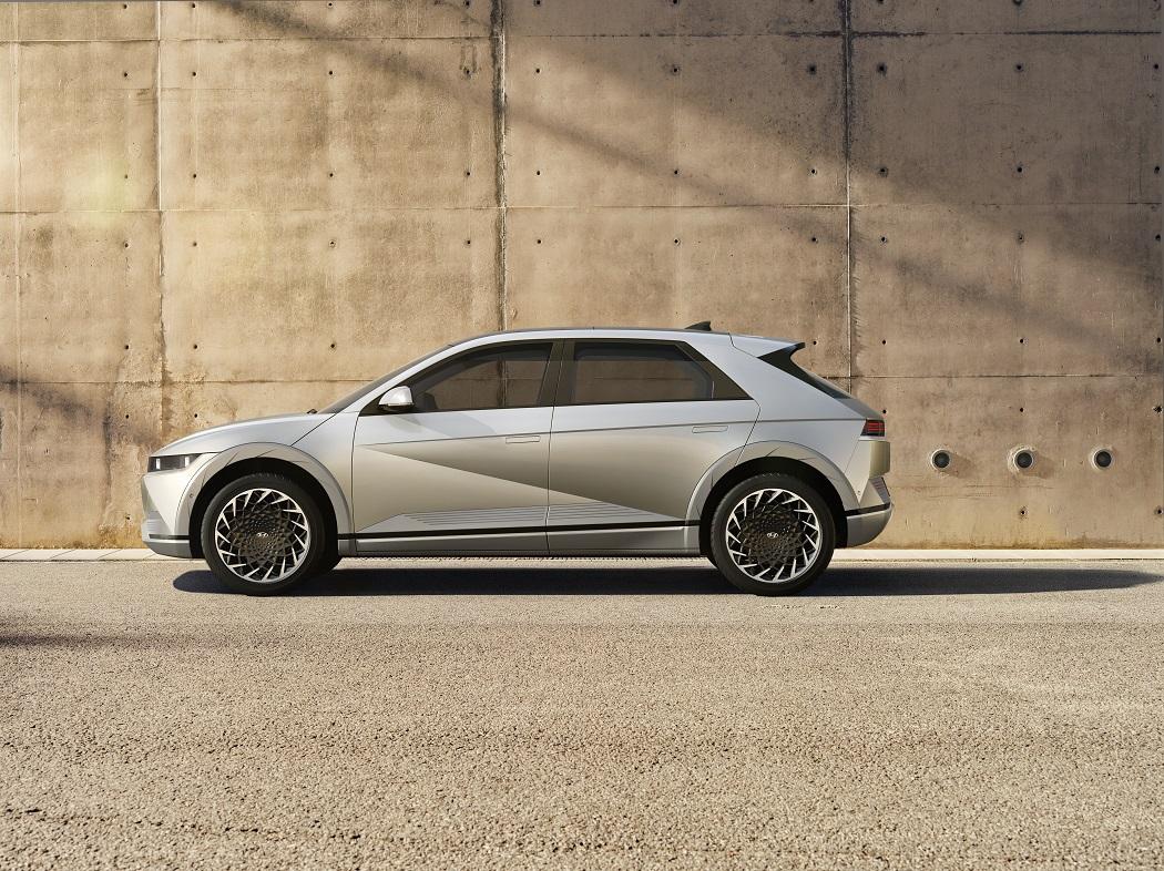 Laterale completo Hyundai Ioniq 5 2021