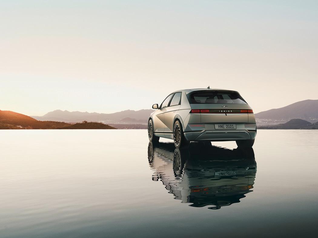 Posteriore Hyundai Ioniq 5 2021