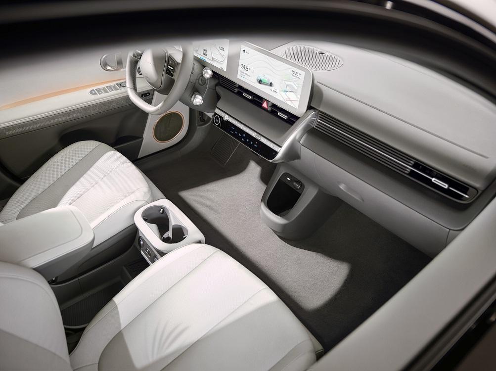 Spazio Hyundai Ioniq 5 2021