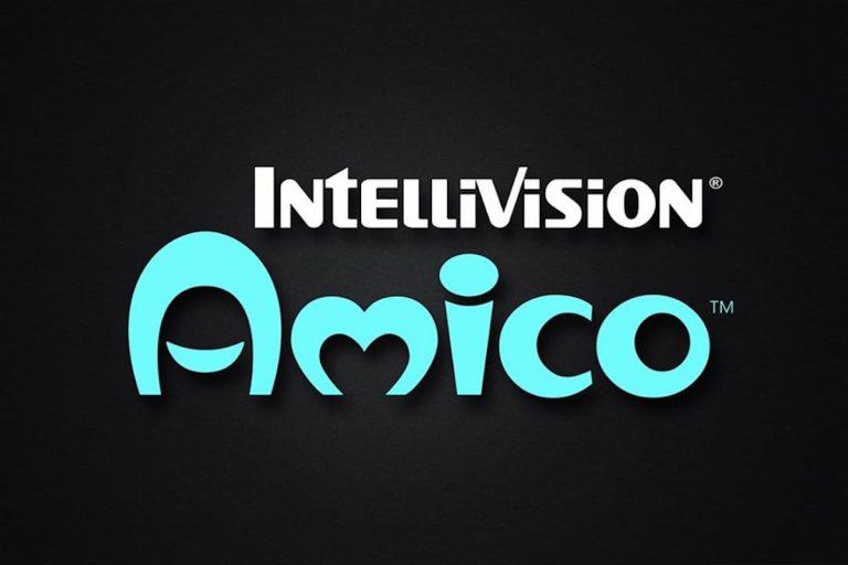 Intellivision Amico logo