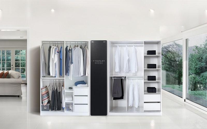 LG Styler 2 elettrodomestici efficienza energetica