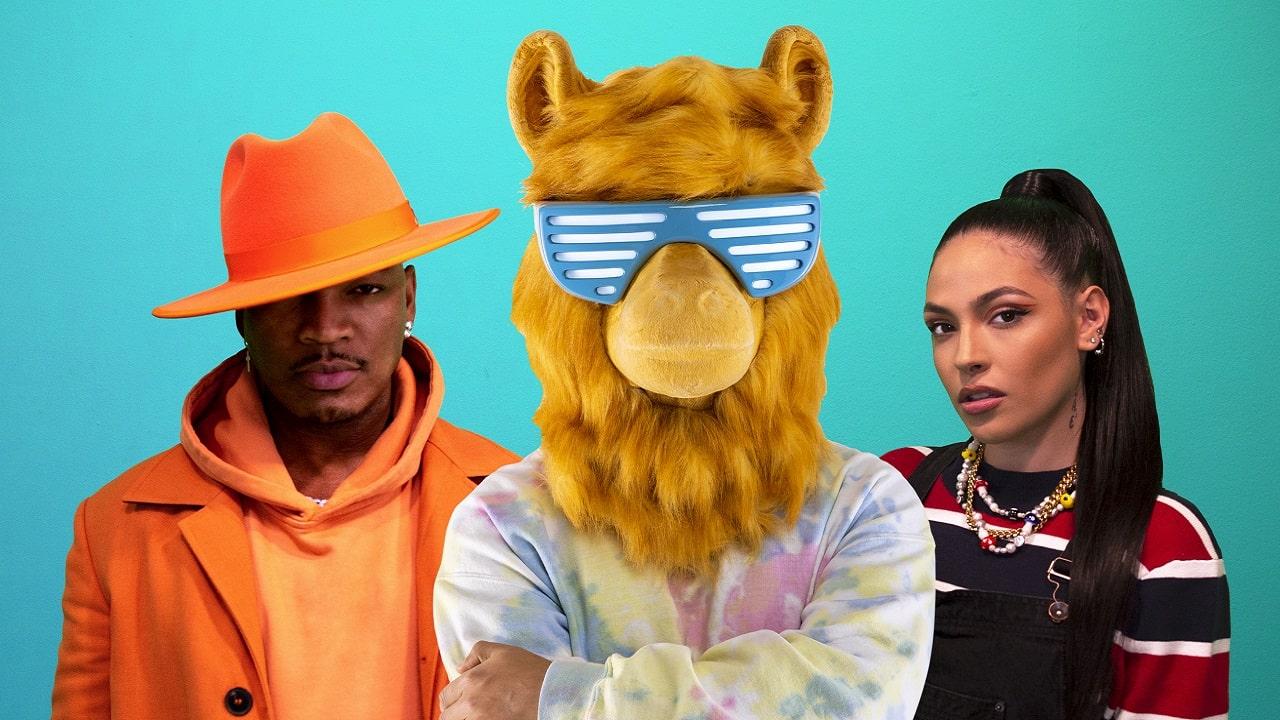 Shake: ecco il video musicale di L.L.A.M.A, la star di LEGO Vidiyo thumbnail