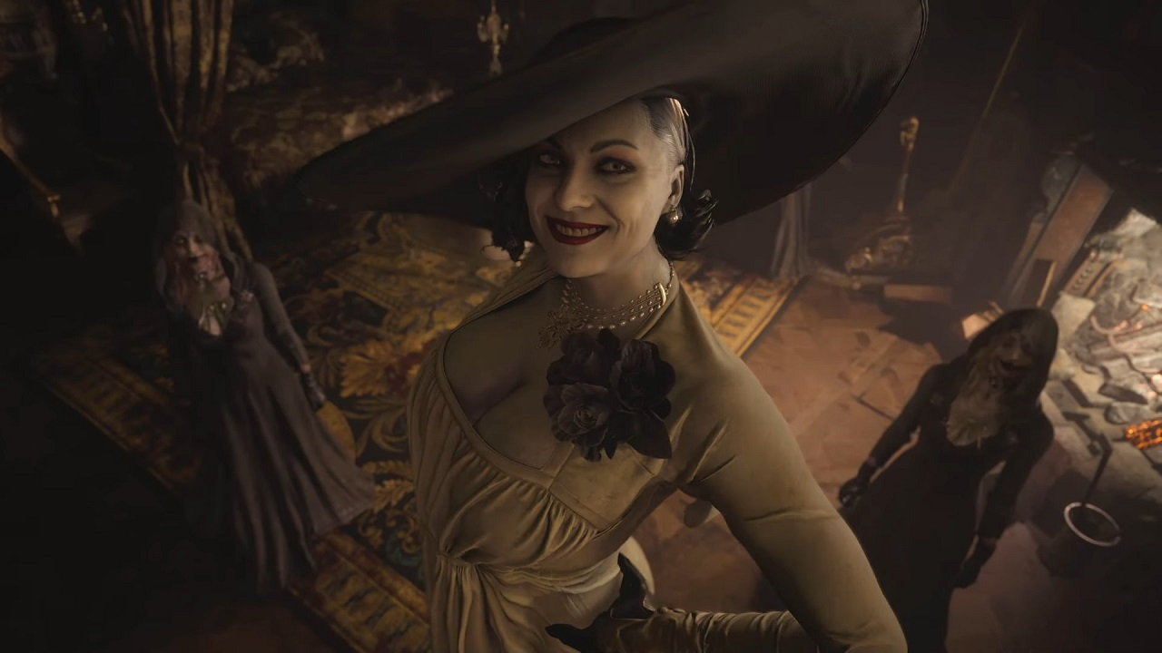 Capcom conferma l'altezza di Lady Dimitrescu, la vampira più amata dai fan thumbnail