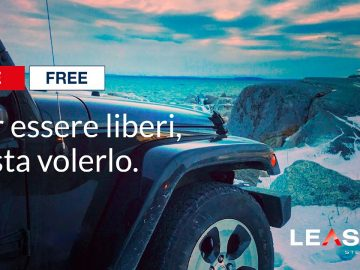Leasys rinnova BE FREE