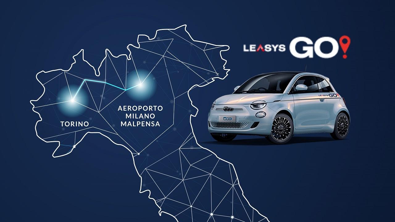LeasysGO! collega Torino con gli aeroporti di Malpensa e Caselle thumbnail