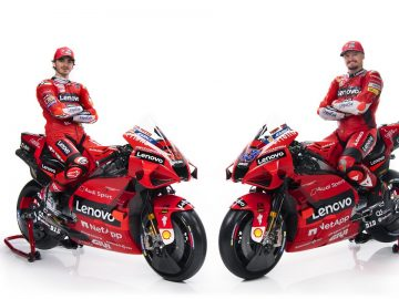Lenovo Ducati Moto Gp