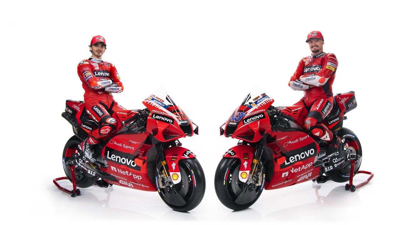 Lenovo è il nuovo Title Partner di Team Ducati MotoGP thumbnail