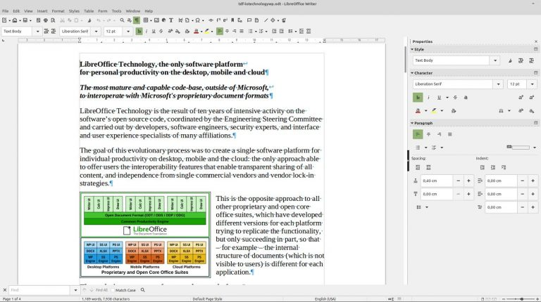 LibreOffice 7.1 Community è disponibile per il download