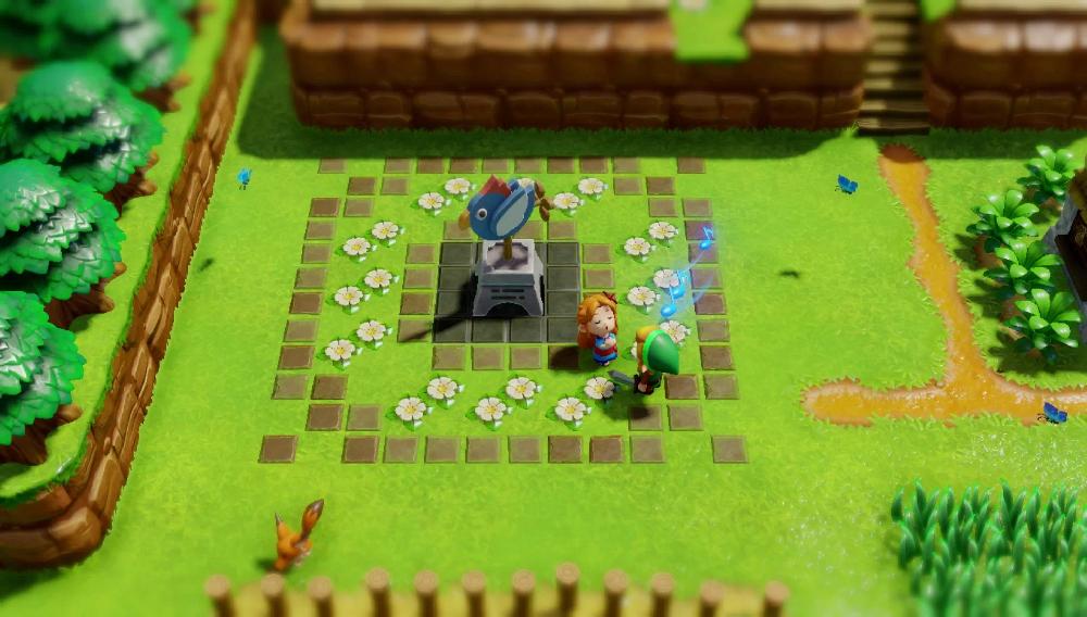 Link's Awakening the legend of zelda switch 2019