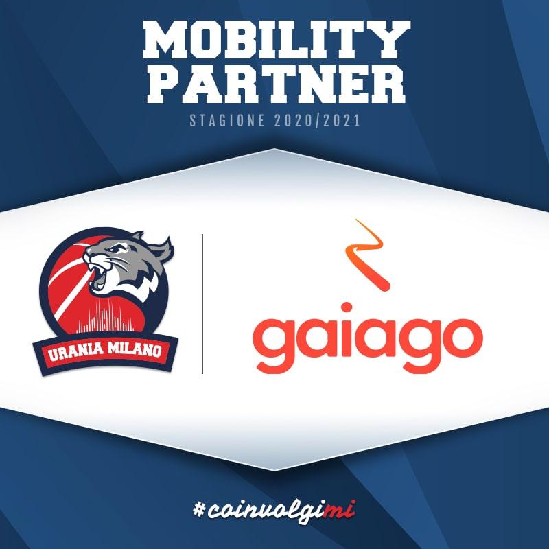Logo Urania GaiaGo
