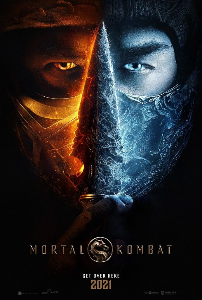 MORTAL KOMBAT - Poster film