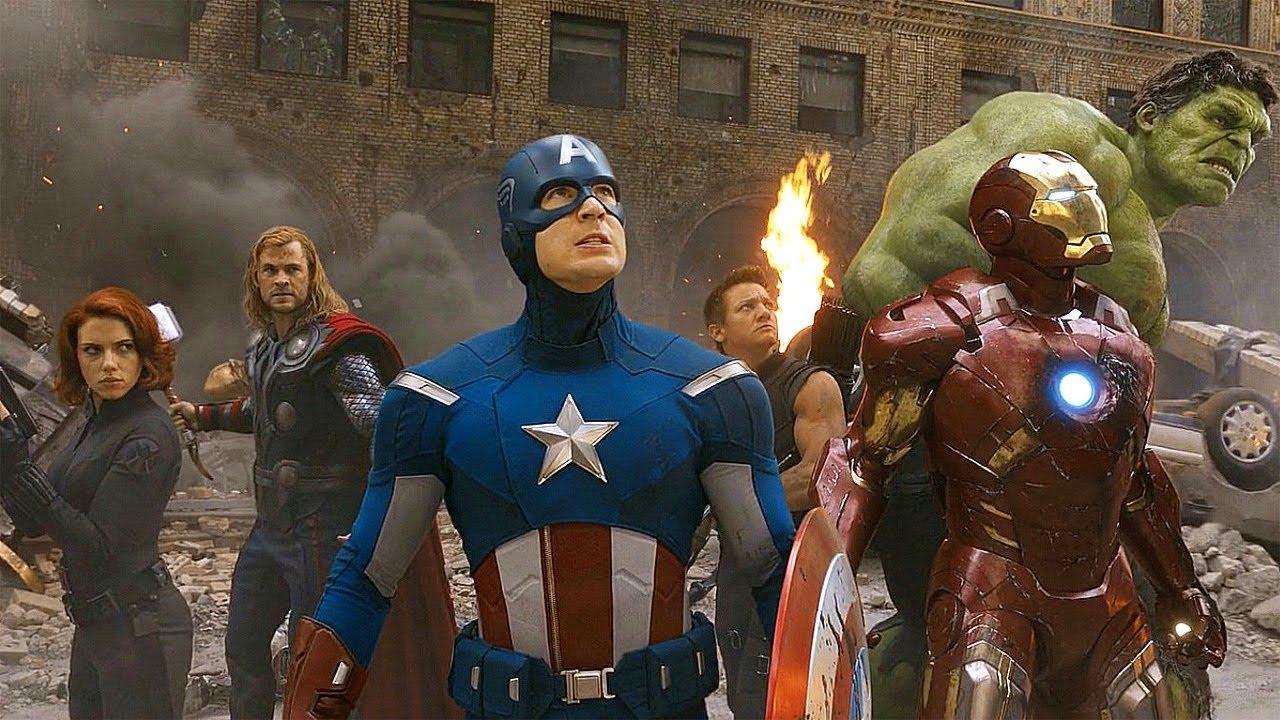 Marvel Avengers ordine visione