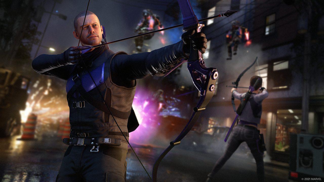 Marvel's Avengers arriverà sulle console di next-generation insieme a Clint Barton thumbnail