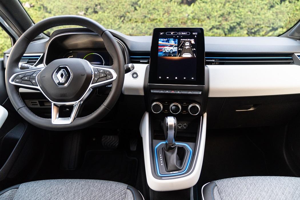 Renault Clio interni