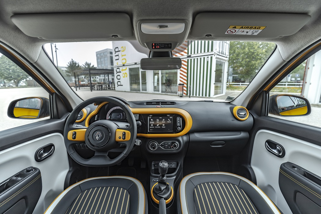 Renault Twingo 2021 interni