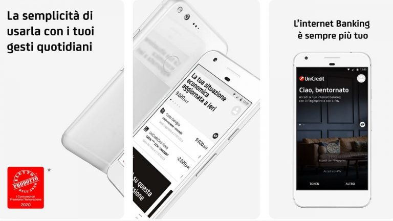 Mobile Banking UniCredit huawei