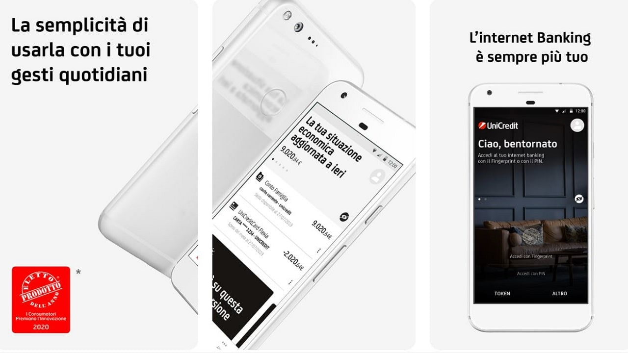 L'app Mobile Banking Unicredit arriva su Huawei AppGallery thumbnail