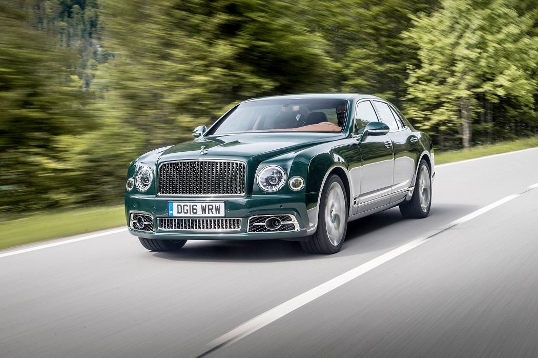 Bentley Mulsanne 6.75 litri