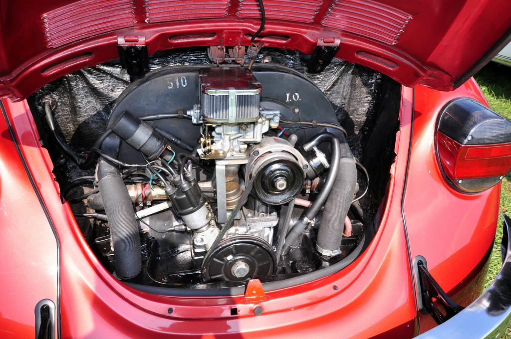 Motore volkswagen Boxer