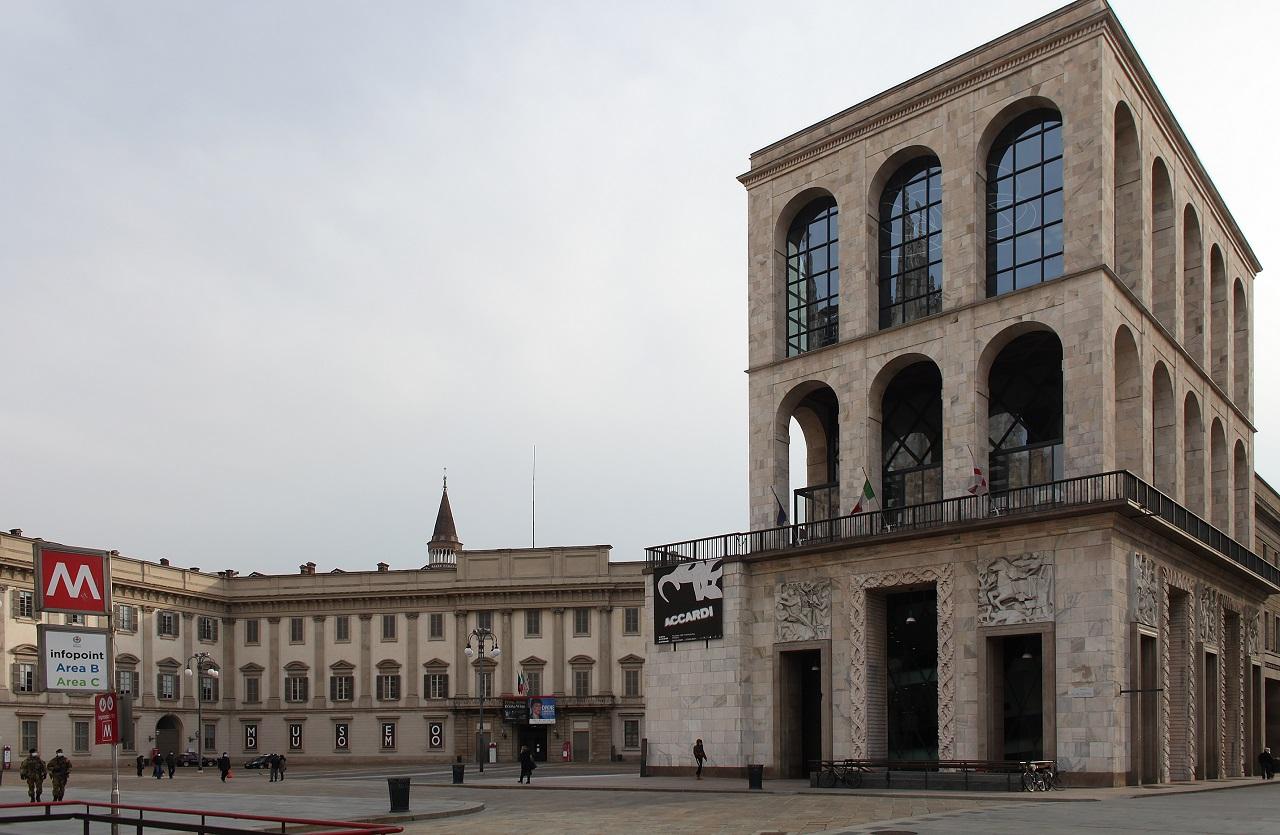 Museo-del-Novecento-Milano-viaggi-virtuali-Tech-Princess