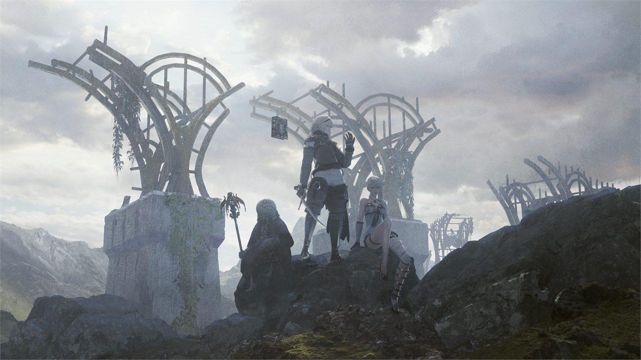Square Enix pubblica il filmato d'apertura di NieR Replicant ver.1.22474487139 thumbnail