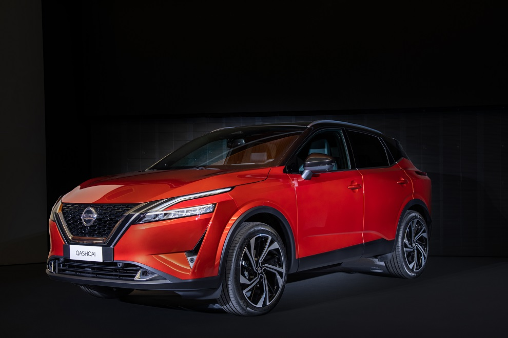 Nissan Qashqai 2021 laterale
