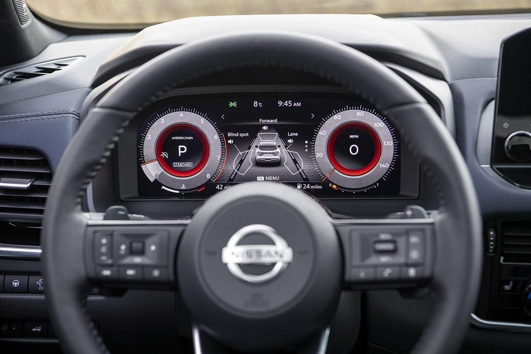 Quadro strumenti Nissan Qashqai 2021
