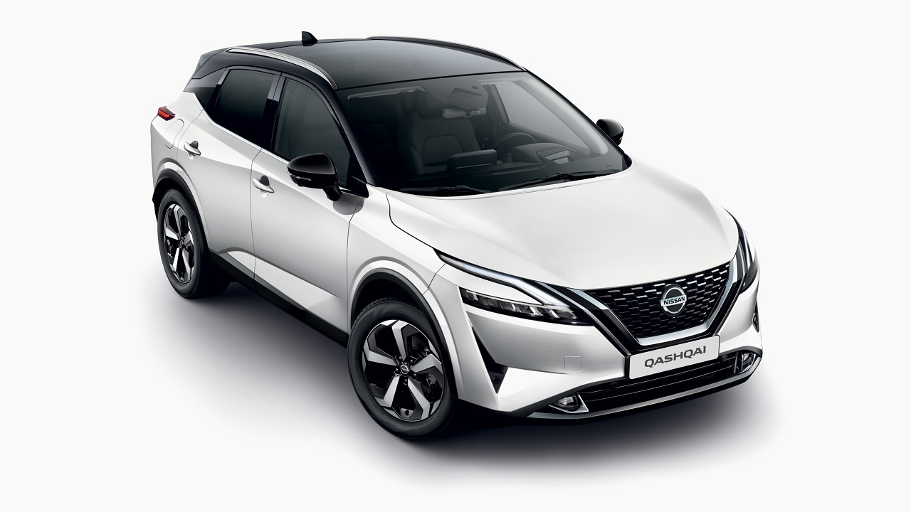 Nissan Qashqai: debutta la Premiere Edition thumbnail