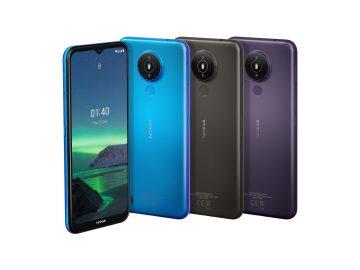 Nokia 1.4: ecco la scheda tecnica