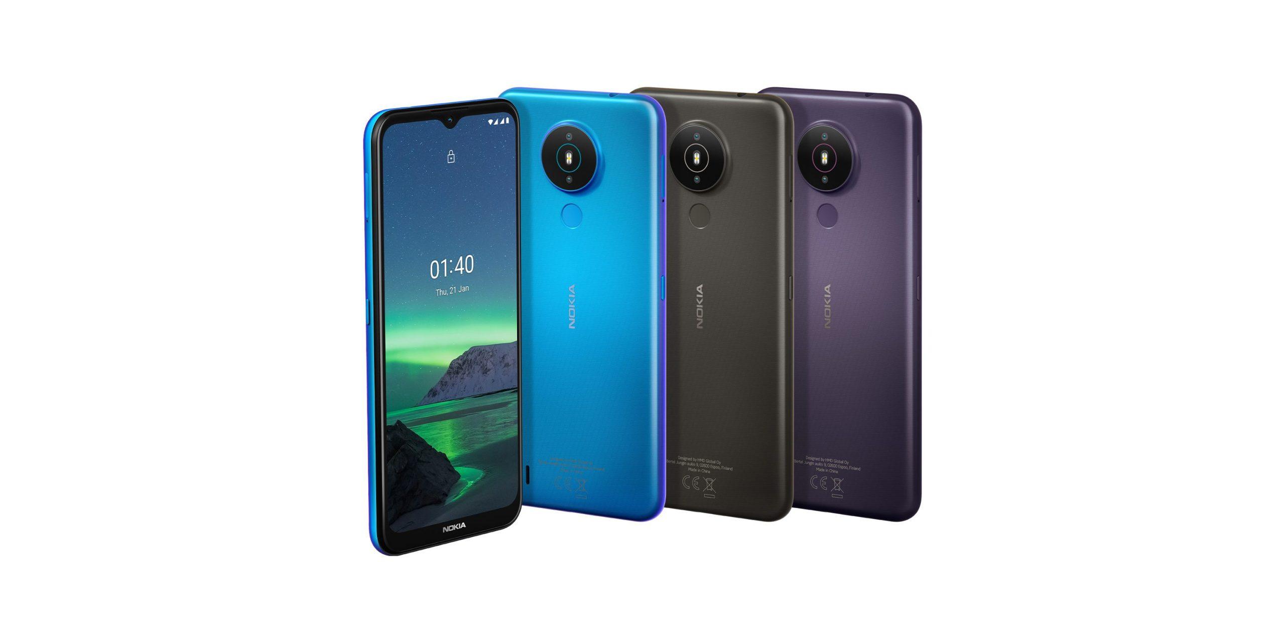 Nokia 1.4 è ufficiale, ecco scheda tecnica e prezzo del nuovo entry level thumbnail