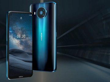 Nokia 8.3 5G si aggiorna ad ANDROID 11