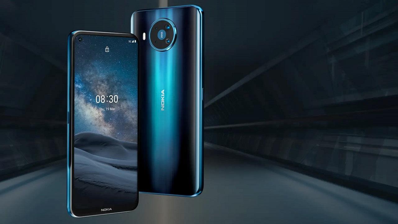 Nokia 8.3 5G si aggiorna ad Android 11 in Italia thumbnail