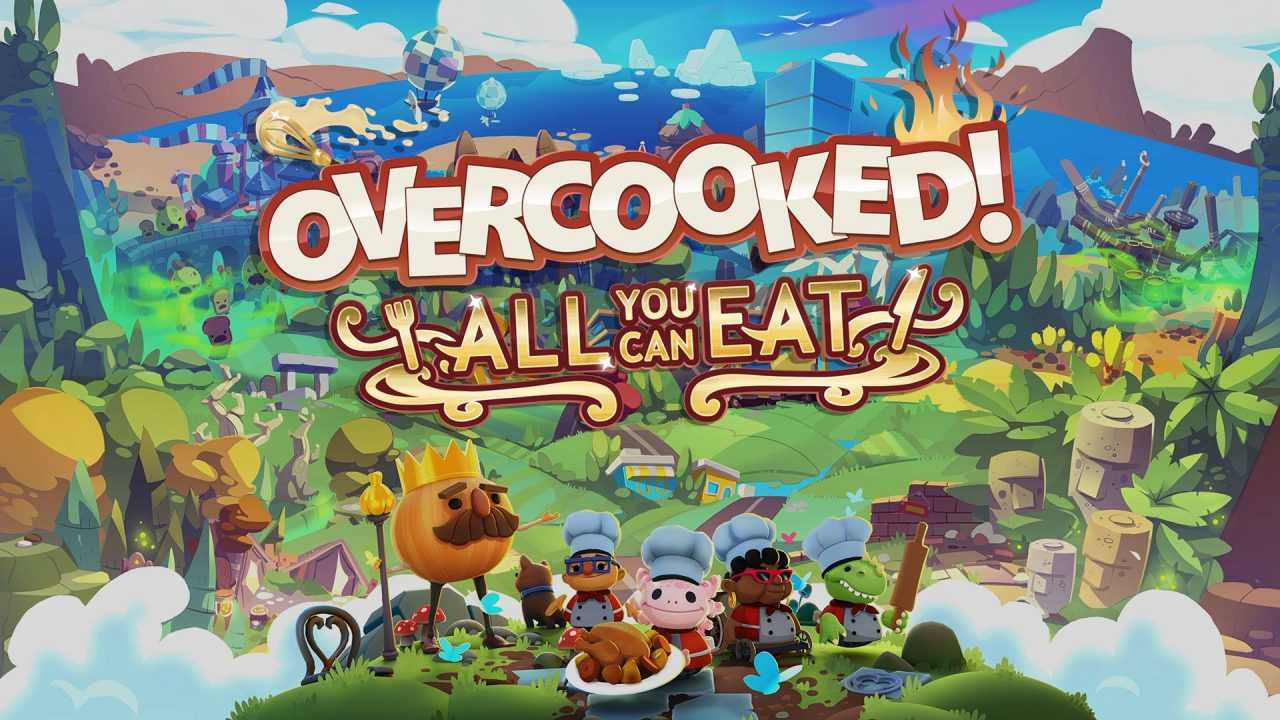 Overcooked! All You Can Eat è in arrivo su console e PC thumbnail