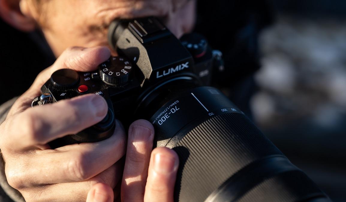 Presentato il nuovo obiettivo Lumix S 70-300mm f/4,5-5,6 Macro O.I.S. thumbnail