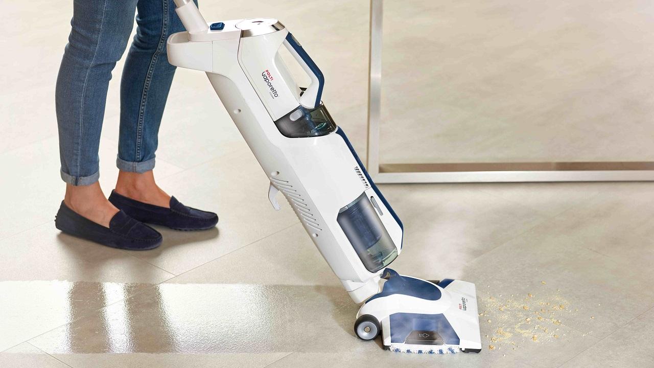 Polti Vaporetto 3 Clean Blue: il nuovo sistema 3 in 1 per la pulizia di casa thumbnail