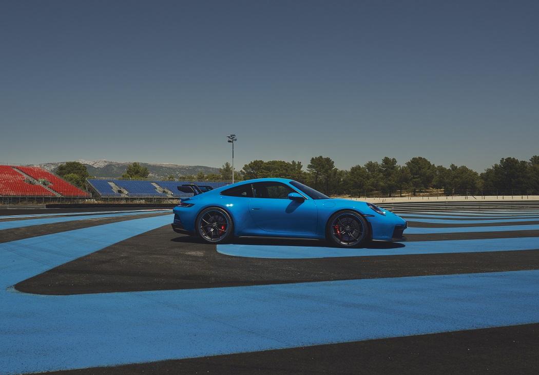 Il profilo di Porsche 911 GT3 992