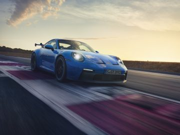 La nuova Porsche 911 GT3 2021