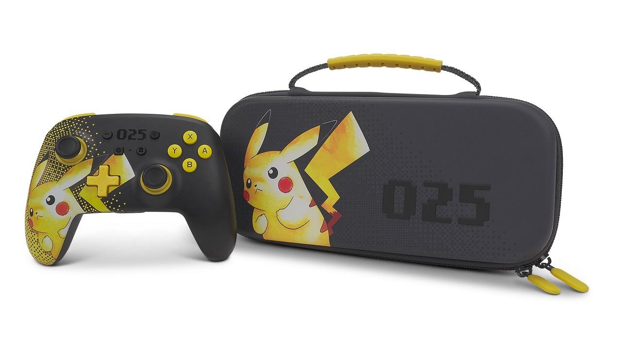 PowerA celebra i 25 anni dei Pokémon con due nuovi accessori thumbnail