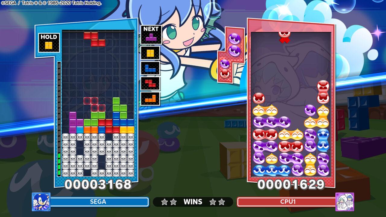 Disponibile il secondo aggiornamento gratuito di Puyo Puyo Tetris 2 thumbnail