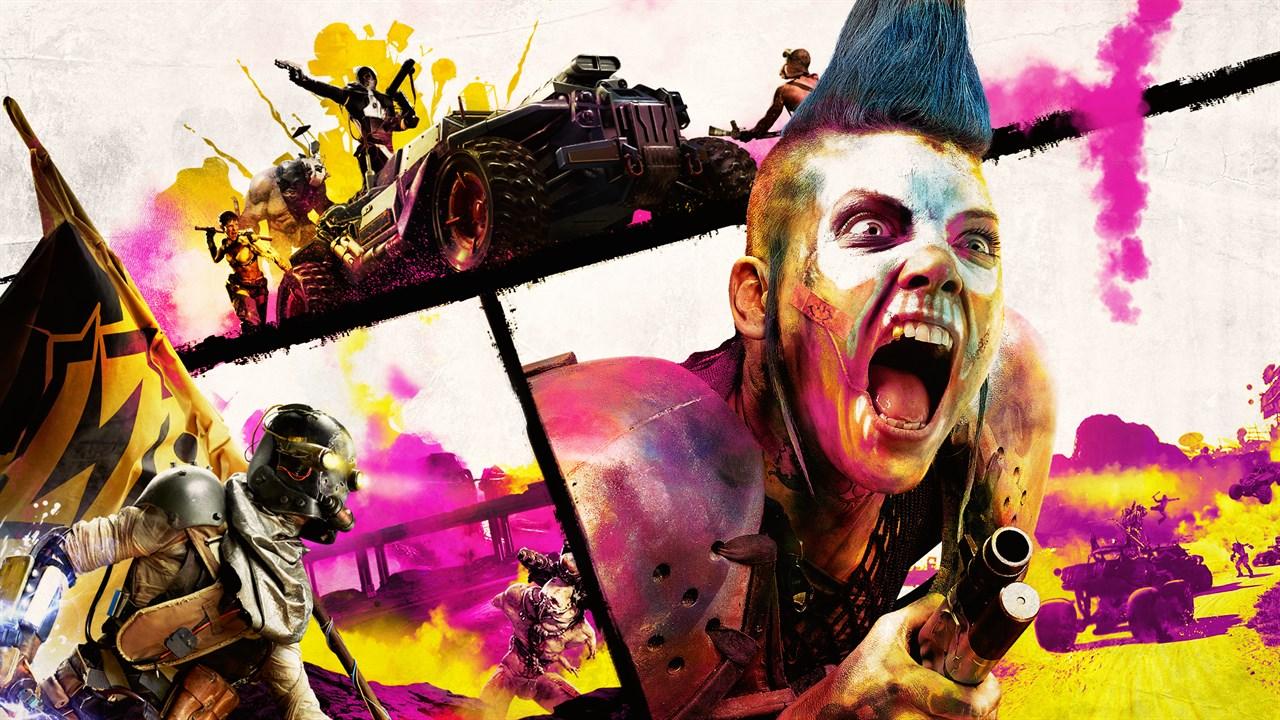 Da oggi Rage 2 gratis su Epic Games Store thumbnail