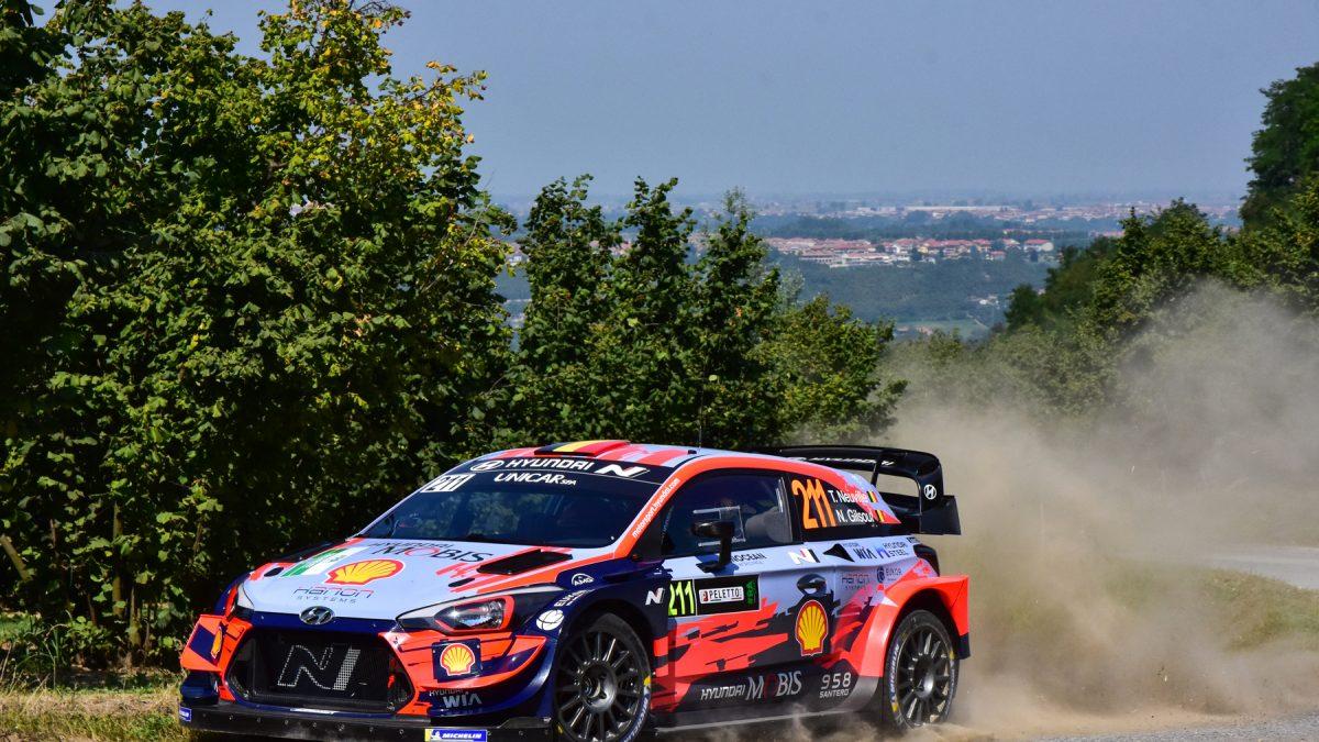 Thierry Neuville Rally di Alba 2020