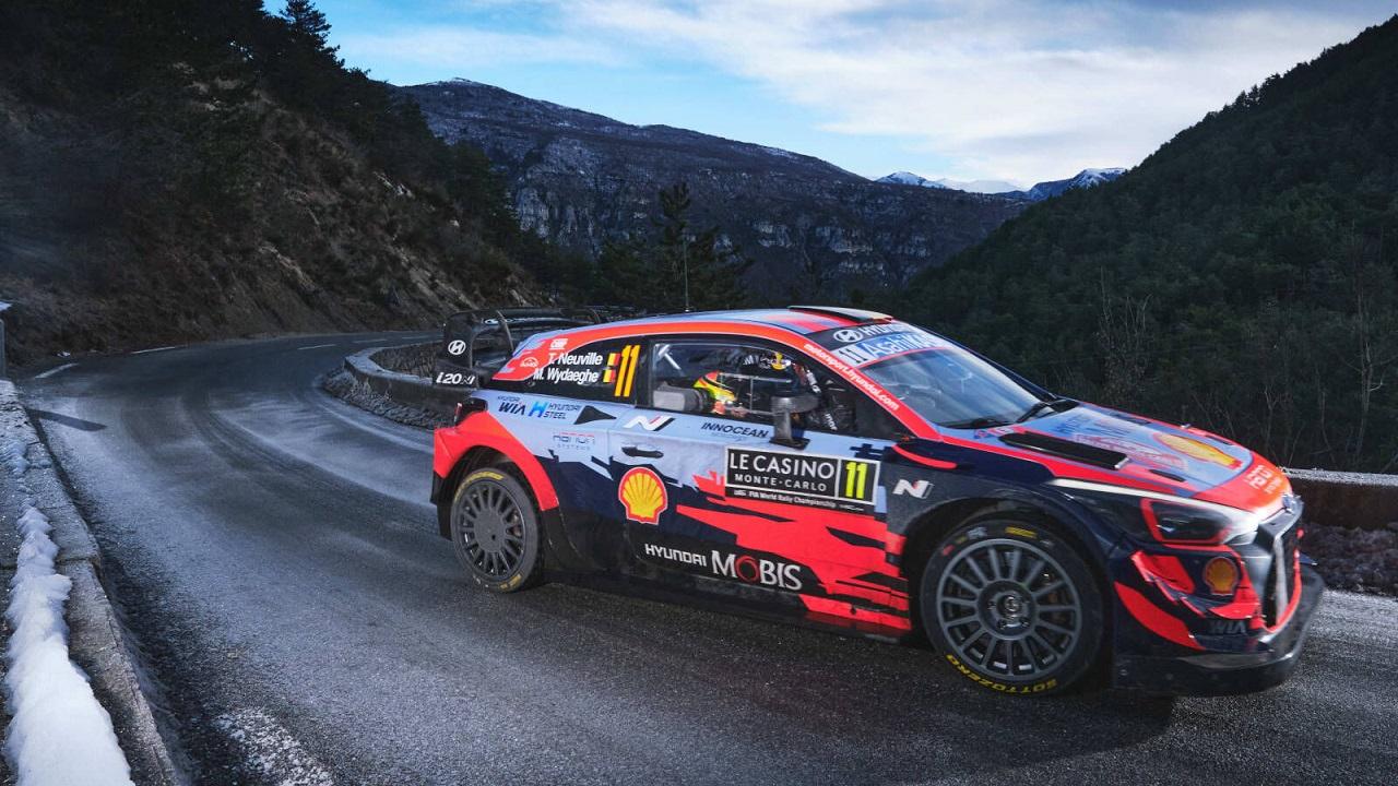 Siamo stati con Hyundai Rally di Montecarlo 2021 nel suo Hospitality... virtuale thumbnail