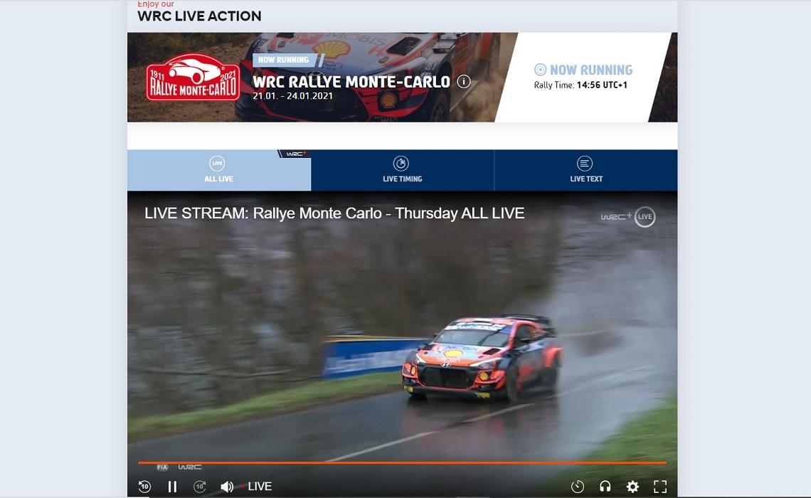 Hyundai Hospitality goes digital WRC+